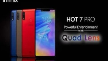 Infinix Hot 7 Pro Specification and Price (Nigeria, Ghana, Kenya, India)