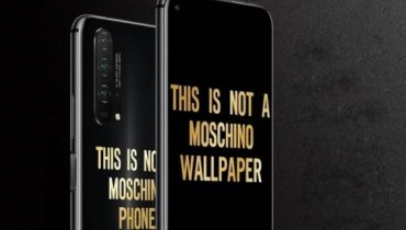 Huawei Honor 20 Pro Moschino Edition Arrives July 2nd; See The Price