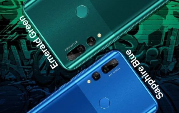 Huawei Y9 Prime (2019) Will Arrive India on August 1