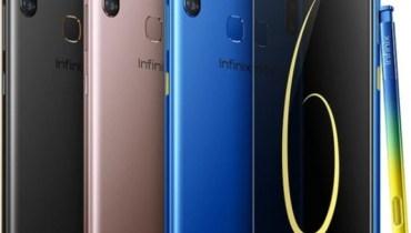 Infinix Note 6 Specification and Price (Nigeria, Ghana, Kenya, Uganda)