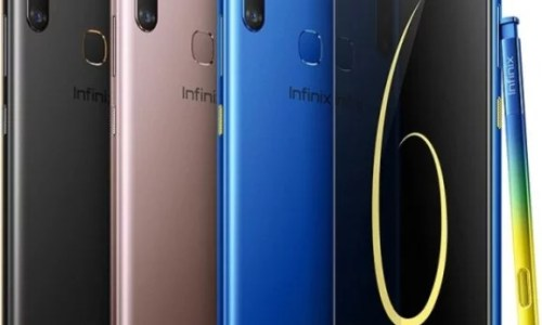 Infinix Note 6 Specification and Price (Nigeria, Ghana, Kenya, Uganda)