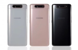 Samsung Galaxy A80 Launched in India; see Price and Release Date