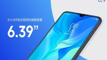 Xiaomi Mi CC9 Full Specification, Features, and Price