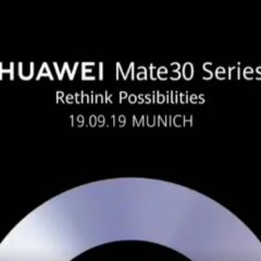 Huawei Mate 30 Series Launch Date has been Announced