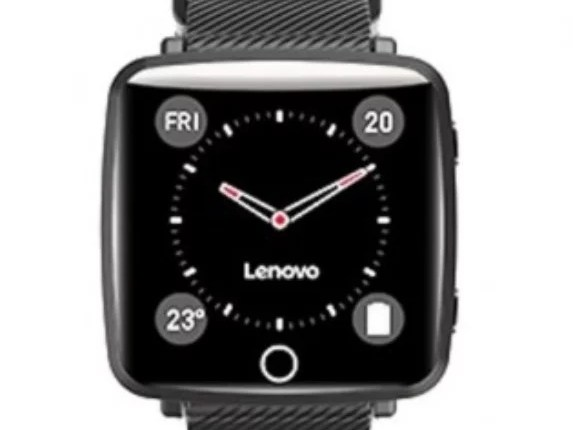 Lenovo Carme Smartwatch is Official, See Details and Price