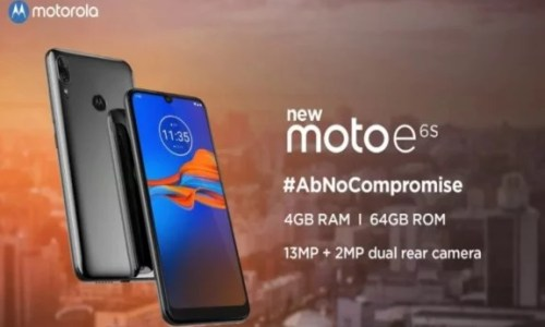 Motorola Moto E6s Will Arrive India on September 16, 2019