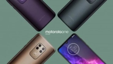 Motorola One Zoom Unveiled; See Its Key Features and Specs
