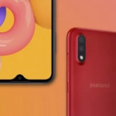 Samsung Galaxy A01 Was Quietly Unveiled Today, See Its Features