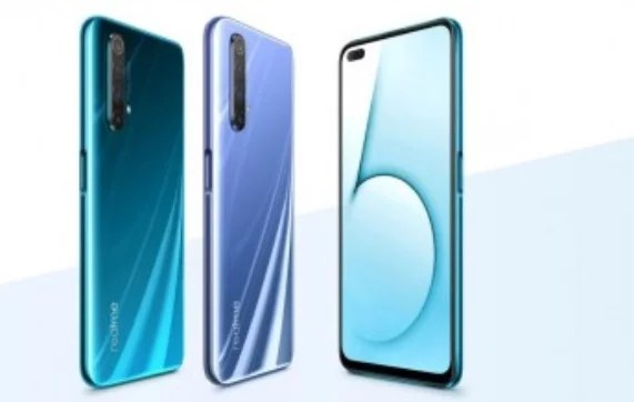 Realme X50 5G is Official; Arrives with Customized Color OS