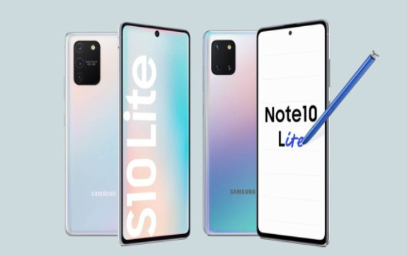 Samsung Galaxy S10 Lite and Galaxy Note 10 Lite Now Available in Europe