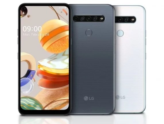 LG K61, LG K51S, and LG K41S Announced –Get All the Details Here