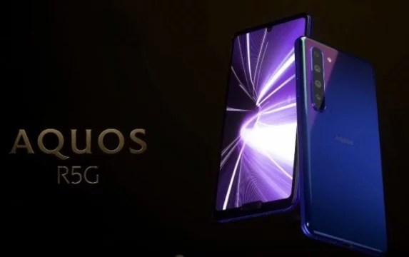 Sharp Aquos R5G Has Been Announced for the Japanese Market