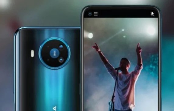 Nokia 8.3 5Ghas been Announced; See Specification and Price