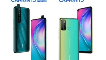 Tecno Camon 15 Price in Nigeria with Full Specification