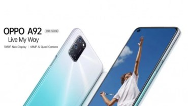 Oppo A92 Specification, Price, and Release Date in Malaysia
