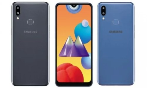 Samsung Galaxy M01s Announced; See Price and Availability