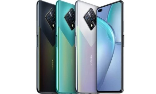 Infinix Zero 8 Specification and Price in Nigeria and Indonesia
