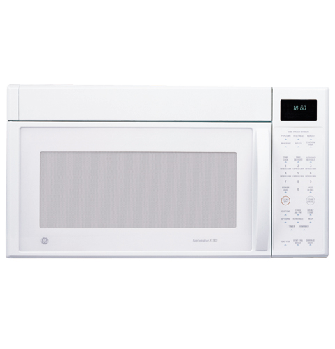 ge spacemaker xl1800 microwave oven