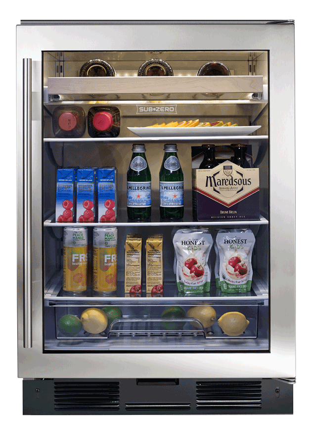 Sub Zero Specialty Refrigerators Beverage Centers Panel