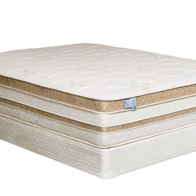 King Size Zinnia 15 Gel Infused Euro Pillow Top Mattress