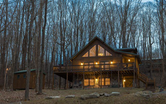 Log Cabin - Deep Creek, MD
