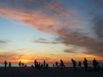 Sunset on Marco Island, FL