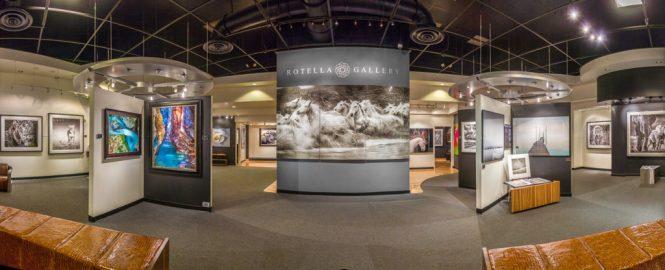 Rotella Gallery - Panorama