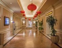 Caesars Palace Hallway
