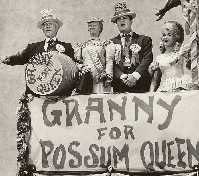 Granny for Possum Queen
