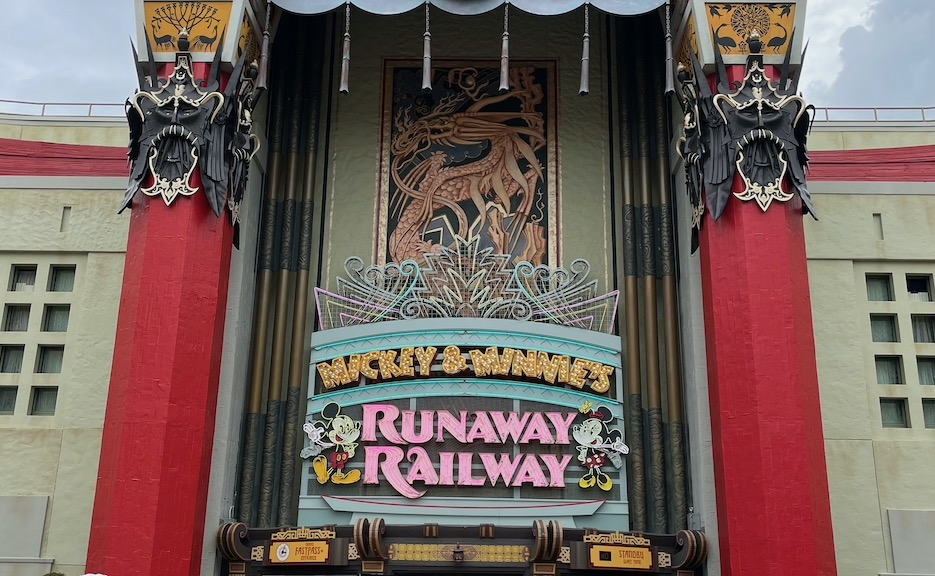 Five Things I Love About Mickey and Minnie's Runaway Railway
