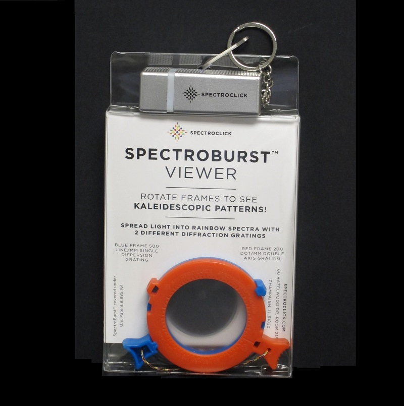 SpectroBurst™ Viewer in Package