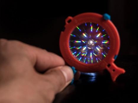 SpectroBurst(TM) Image