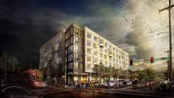 Anthem Apartments 12th Avenue Seattle Development