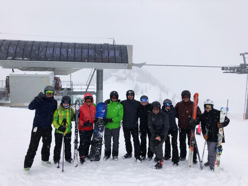 Spectrum Ski Day March 2020
