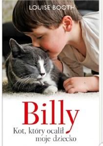 Billy. Kot, który ocalił moje dziecko, L. Booth