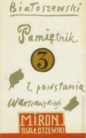 Pamiętnik z powstania warszawskiego, M. Białoszewski
