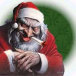 Rejection of Santa Is Cause for Grief
