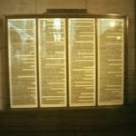 912u_Luther's_95_Theses,_Schlosskirche,_Wittenberg,_GER,