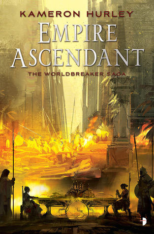 Review: Empire Ascendant by Kameron Hurley