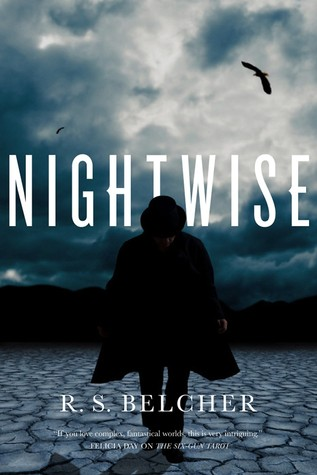 Review: Nightwise by R.S. Belcher