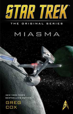 Review: Miasma by Greg Cox