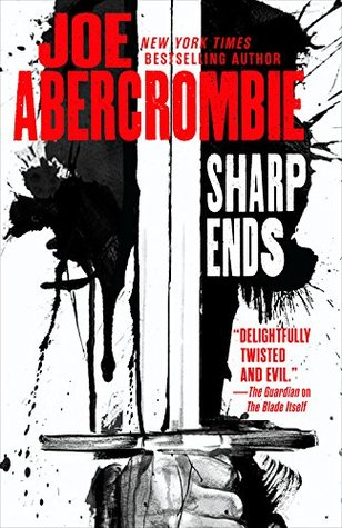 Review: Sharp Ends by Joe Abercrombie