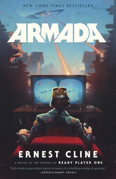 Armada Pbk Cover