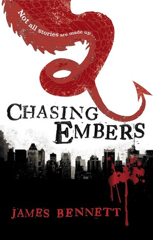 Review: Chasing Embers by James Bennett