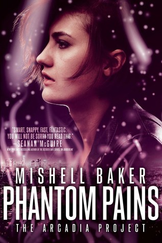 Review: Phantom Pains by Mishell Baker