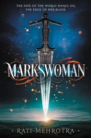 Review: Marskwoman by Rati Mehrotra