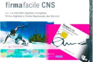 Attivazione lettore smart card per firma digitale e carta nazionale dei servizi
