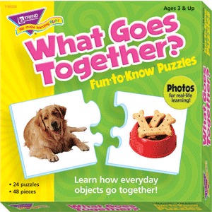 What Goes Together? - Fun To Know Puzzles-0