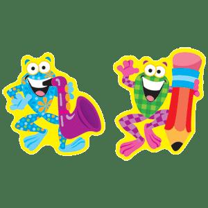 School Fun - Sparkle Stickers (648 stickers, 61 designs)-3041