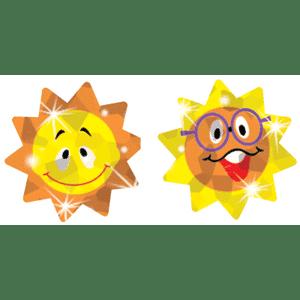 School Fun - Sparkle Stickers (648 stickers, 61 designs)-3033